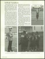 1983 Indiana Area High School Yearbook Page 122 & 123
