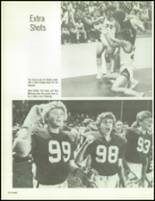 1983 Indiana Area High School Yearbook Page 124 & 125