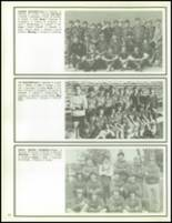1983 Indiana Area High School Yearbook Page 126 & 127