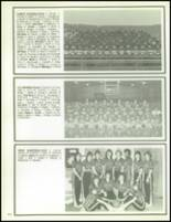 1983 Indiana Area High School Yearbook Page 128 & 129