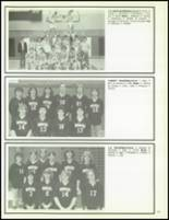 1983 Indiana Area High School Yearbook Page 130 & 131