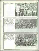 1983 Indiana Area High School Yearbook Page 132 & 133