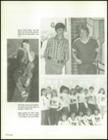 1983 Indiana Area High School Yearbook Page 134 & 135