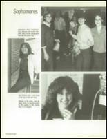 1983 Indiana Area High School Yearbook Page 136 & 137