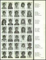 1983 Indiana Area High School Yearbook Page 154 & 155