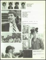 1983 Indiana Area High School Yearbook Page 158 & 159