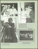 1983 Indiana Area High School Yearbook Page 162 & 163