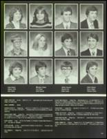 1983 Indiana Area High School Yearbook Page 166 & 167