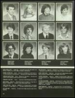 1983 Indiana Area High School Yearbook Page 168 & 169