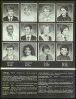 1983 Indiana Area High School Yearbook Page 170 & 171