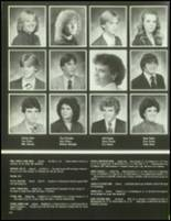 1983 Indiana Area High School Yearbook Page 180 & 181
