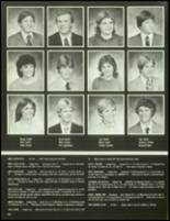 1983 Indiana Area High School Yearbook Page 184 & 185