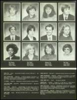 1983 Indiana Area High School Yearbook Page 186 & 187