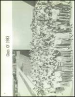 1983 Indiana Area High School Yearbook Page 202 & 203