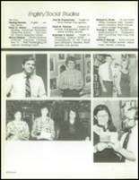 1983 Indiana Area High School Yearbook Page 206 & 207