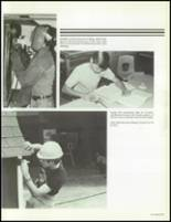 1983 Indiana Area High School Yearbook Page 220 & 221