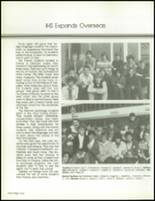 1983 Indiana Area High School Yearbook Page 222 & 223