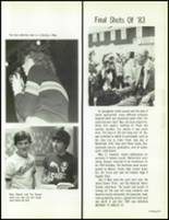 1983 Indiana Area High School Yearbook Page 230 & 231