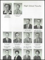 1962 Dundee Community High School Yearbook Page 14 & 15