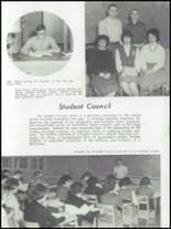 1962 Dundee Community High School Yearbook Page 30 & 31