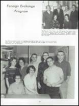 1962 Dundee Community High School Yearbook Page 32 & 33