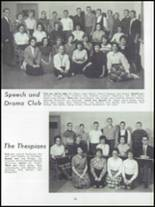 1962 Dundee Community High School Yearbook Page 36 & 37