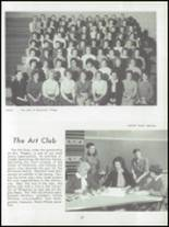 1962 Dundee Community High School Yearbook Page 38 & 39