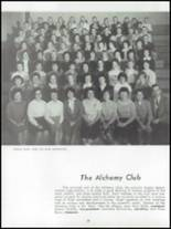 1962 Dundee Community High School Yearbook Page 40 & 41