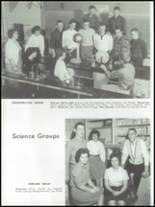 1962 Dundee Community High School Yearbook Page 42 & 43