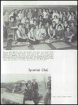 1962 Dundee Community High School Yearbook Page 50 & 51