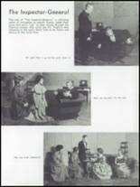 1962 Dundee Community High School Yearbook Page 52 & 53