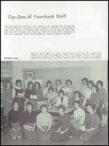 1962 Dundee Community High School Yearbook Page 54 & 55