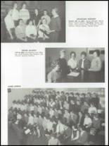 1962 Dundee Community High School Yearbook Page 58 & 59