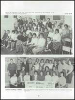 1962 Dundee Community High School Yearbook Page 62 & 63