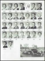 1962 Dundee Community High School Yearbook Page 80 & 81