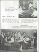 1962 Dundee Community High School Yearbook Page 82 & 83
