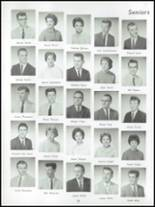 1962 Dundee Community High School Yearbook Page 92 & 93