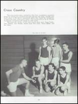 1962 Dundee Community High School Yearbook Page 104 & 105