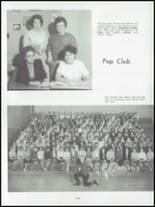 1962 Dundee Community High School Yearbook Page 108 & 109