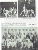 1962 Dundee Community High School Yearbook Page 114 & 115