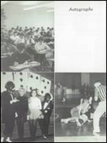 1962 Dundee Community High School Yearbook Page 154 & 155
