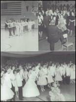 1962 Dundee Community High School Yearbook Page 156 & 157