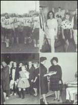 1962 Dundee Community High School Yearbook Page 158 & 159