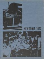 1972 Yearbook Newton High School