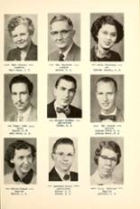 1955 Walnut Grove High School Yearbook Page 14 & 15