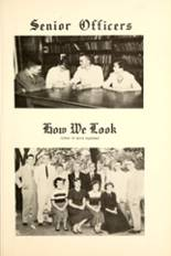 1955 Walnut Grove High School Yearbook Page 36 & 37