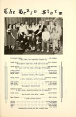 1955 Walnut Grove High School Yearbook Page 50 & 51
