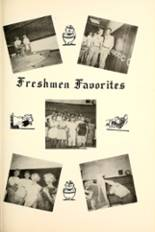 1955 Walnut Grove High School Yearbook Page 72 & 73