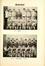 1955 Walnut Grove High School Yearbook Page 88 & 89