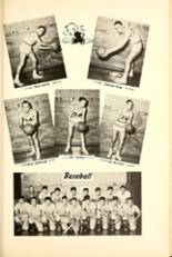 1955 Walnut Grove High School Yearbook Page 92 & 93
